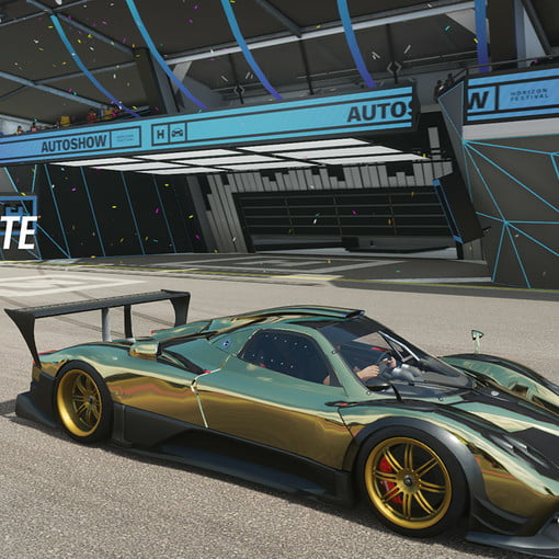 Image of article 'Forza Games Ban Confederate Flag, Notorious Iconography'