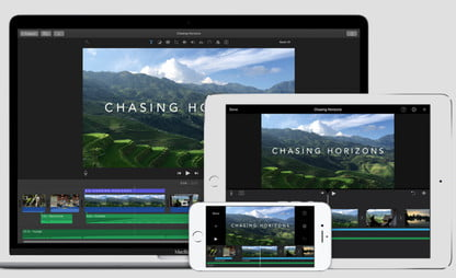 Apple Just Made iMovie and a Bunch of Other Apps Free For