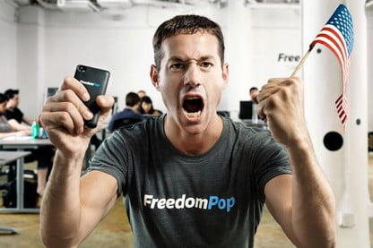 FreedomPop's New Mobile Plan Costs Just $50 For A Whole Year