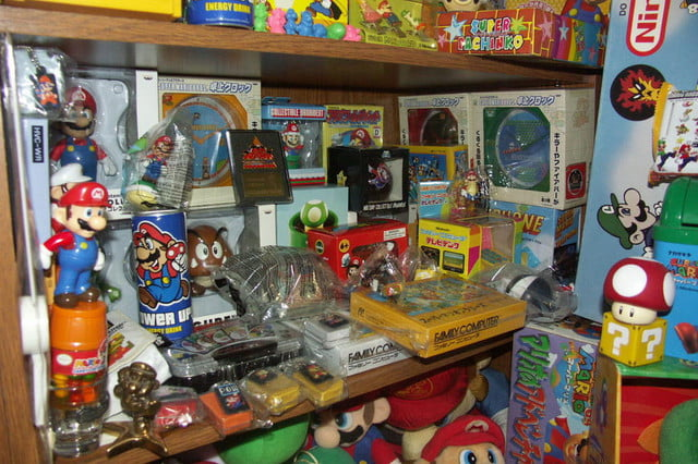 video game memorabilia popularity 4