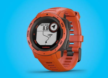 Grab the Garmin Instinct Outdoor Watch for $31 Less on