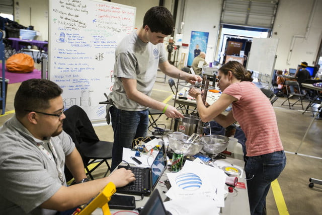 cool projects from the ge firstbuild hack home event hackathon