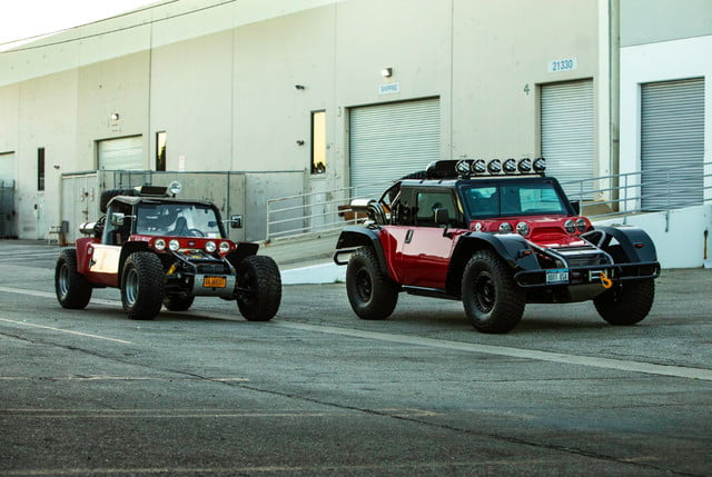 beach to baja dune buggies make news from vw id concept mcqueens manx glickenhaus boot 1000 04  1