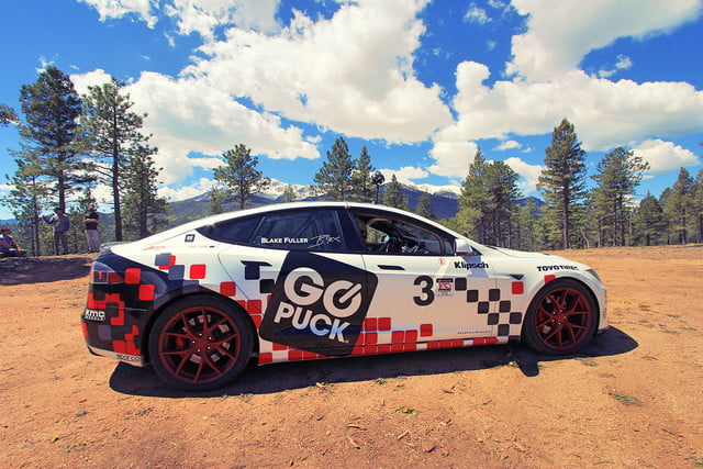 tesla model s pikes peak record go puck img 0994