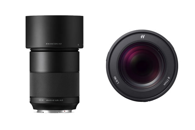 hasselblad xcd 65mm 85mm 135mm lenses 80mm f19 front top