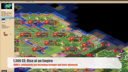 IT Automation AI Can Beat 80 Percent of Freeciv Opponents