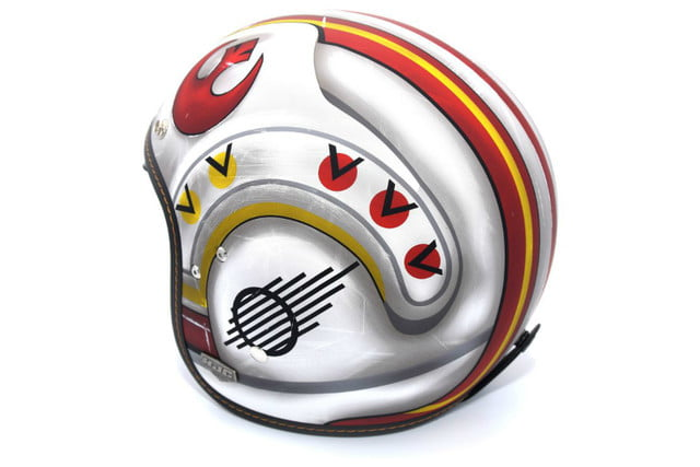 revzilla light saber on star wars motorcycle helmet prices hjcis5 x wing fighter pilot 750x500 3