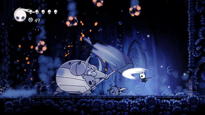 hollow knight ps now