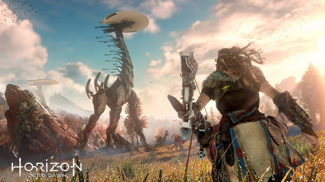 horizon zero dawn trailer at e3 shows off 8 minutes of new gameplay screen 02 ps4 us 23may16
