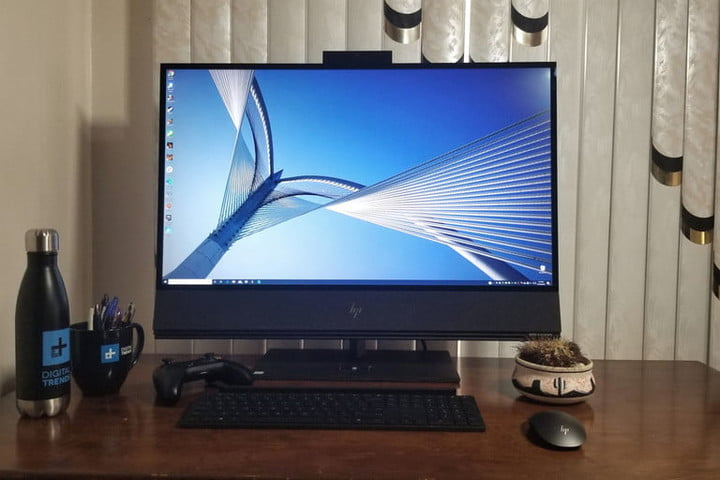 HP Envy 32 all-in-one PC giveaway