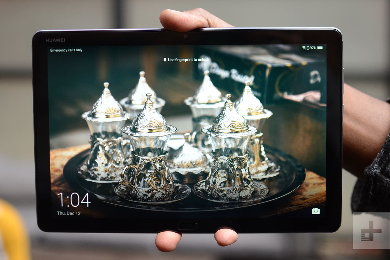 CES 2019: The Huawei MatePad M5 Lite is a Smart Tablet At a
