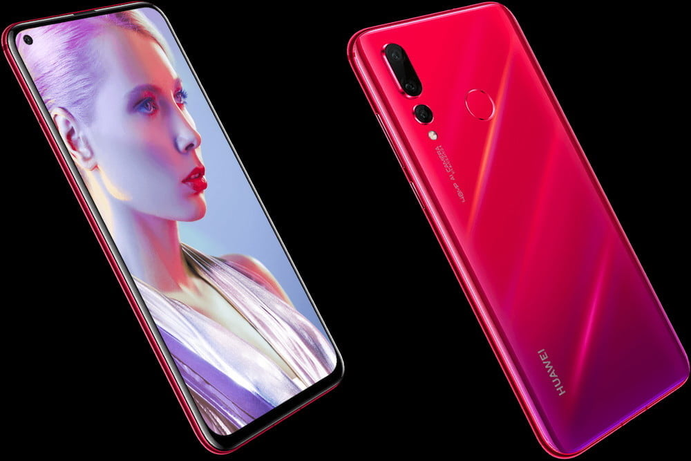 Huawei Nova 4: Everything You Need to Know   Digital Trends