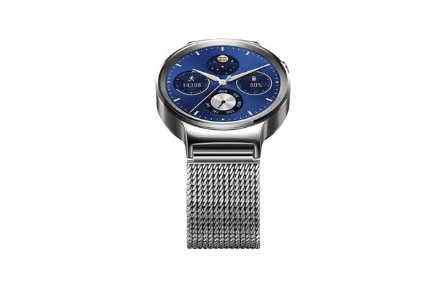huawei watch news stainless mesh elevation