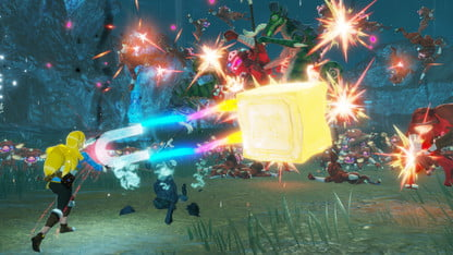 Hyrule Warriors Age Of Calamity Is More Than A Spinoff Digital Trends