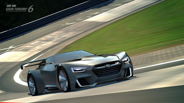 Subaru Viziv Gt Vision Official Pictures And Specs