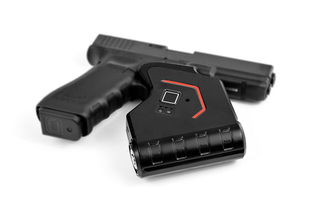 smart gun safety identilock biometric firearm 7
