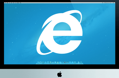 How to Run Internet Explorer on Mac OS X Using Oracle