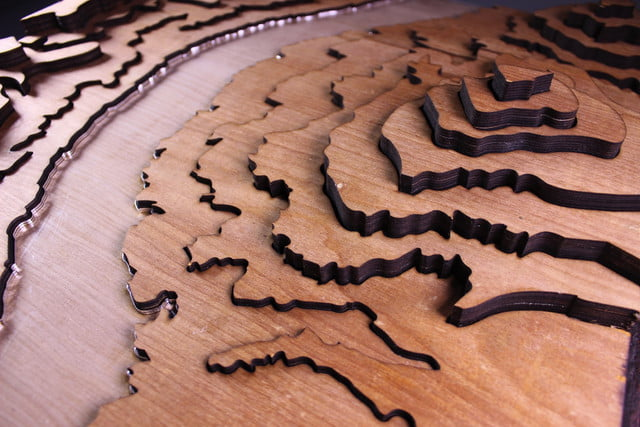 topographical map hand cranked img 3171 2