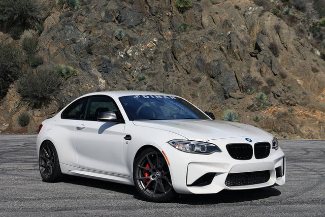 bmw tuner dinan gives the m2 a performance focused makeover we go for spin img 5505