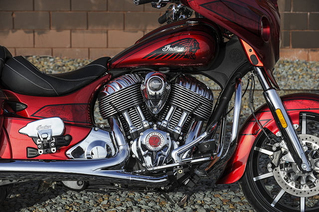 indian motorcycle 2017 chieftain special editions limited elite engine