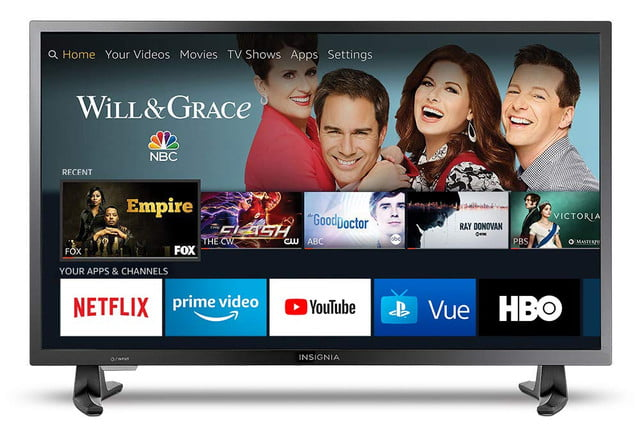 amazon fire tv sale on streaming media sticks dvrs and smart insignia ns 32df310na19 32 inch 720p hd led  edition 1