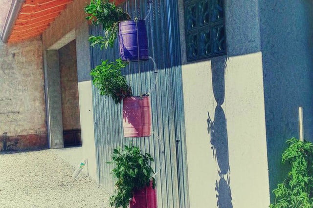 8 cool things you can make out of a keg instructables planters