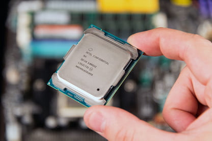 Intel's 9th-Generation Processors May Be Flowing From An Ice