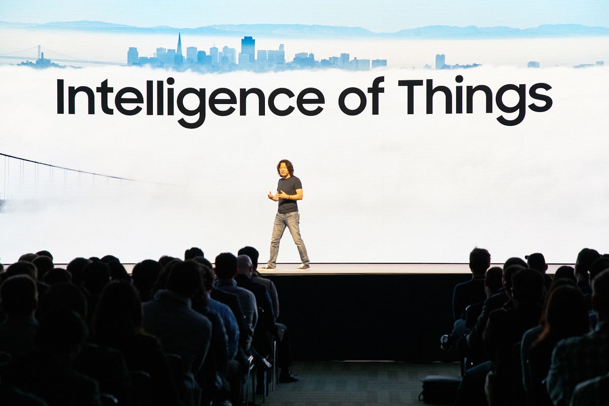 Intelligence of Things Samsung Developer Conference (SDC) 2017