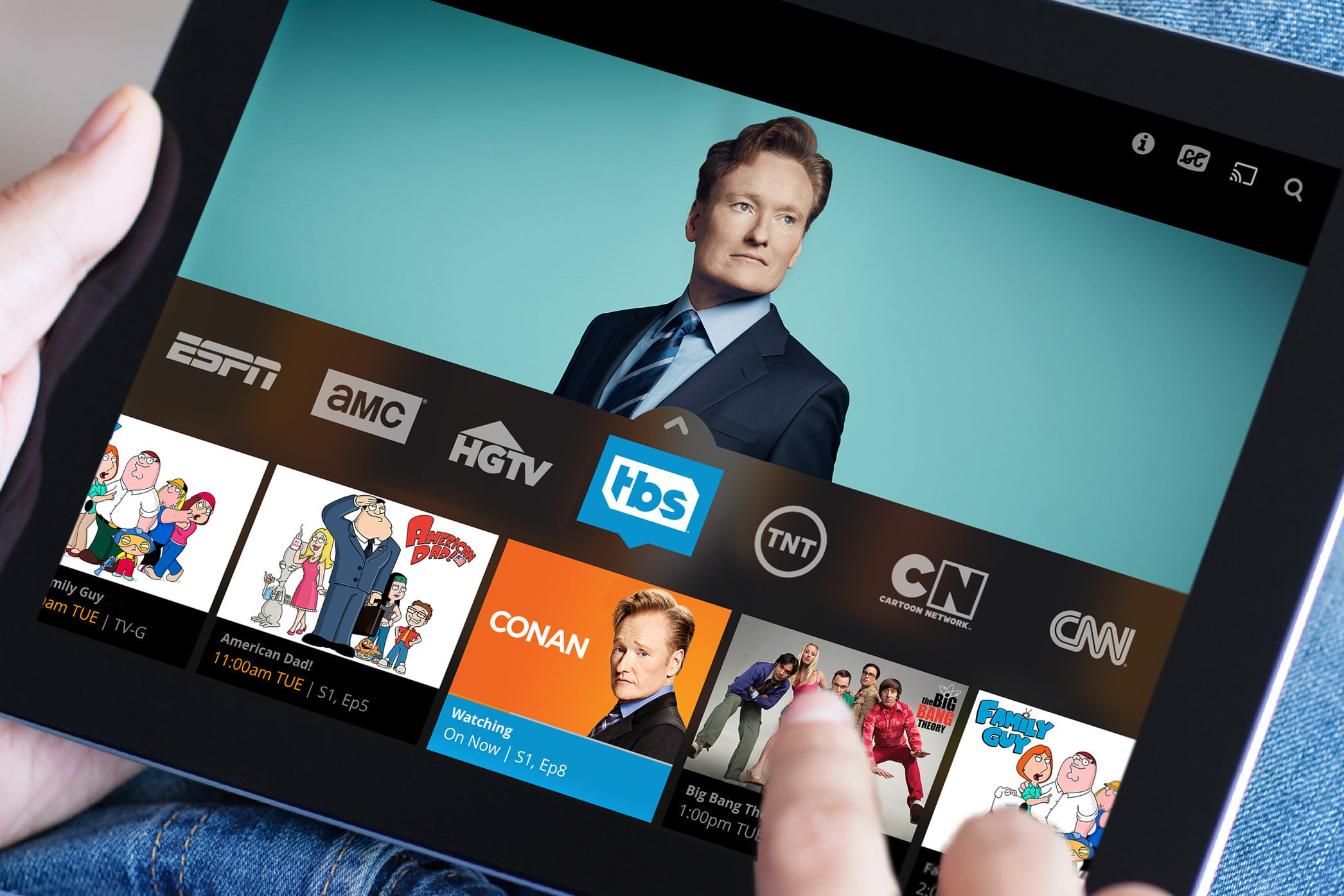 The internet TV you always wanted is finally here, and it