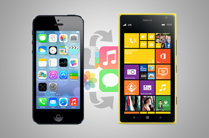 How To Switch From Iphone Windows Phone Digital Trends