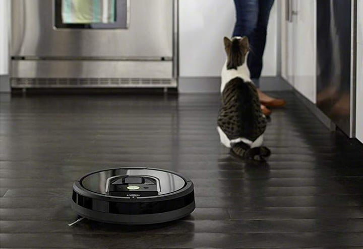 The top-rated iRobot Roomba 960 is now available for $200 less on Amazon