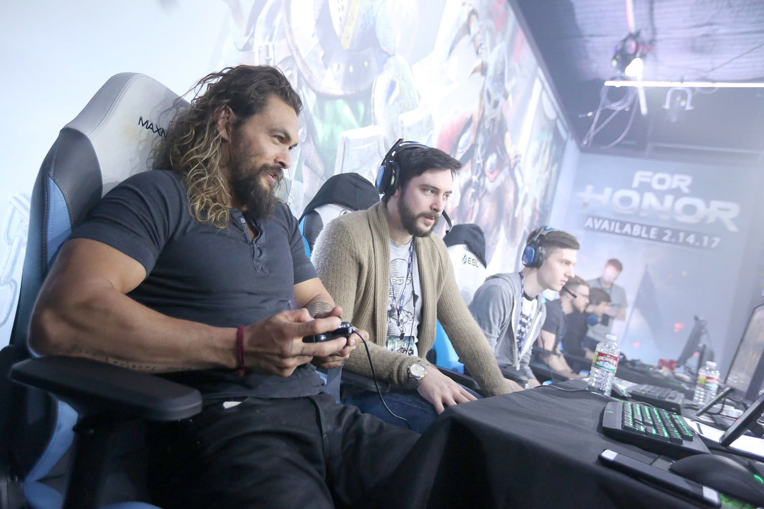 Interview with Jason Momoa, Khal Drogo from 'Game of Thrones