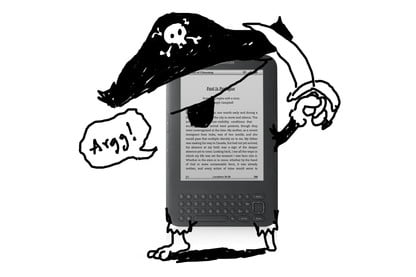 It's safer to pirate ebooks than purchase them yourself