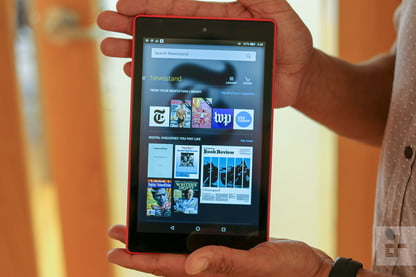 Snag a Cheap but Good Refurbished Fire HD 8 Tablet on Amazon