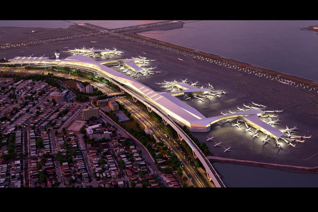 from worst to best new yorks laguardia get 4 billion facelift transformation 1