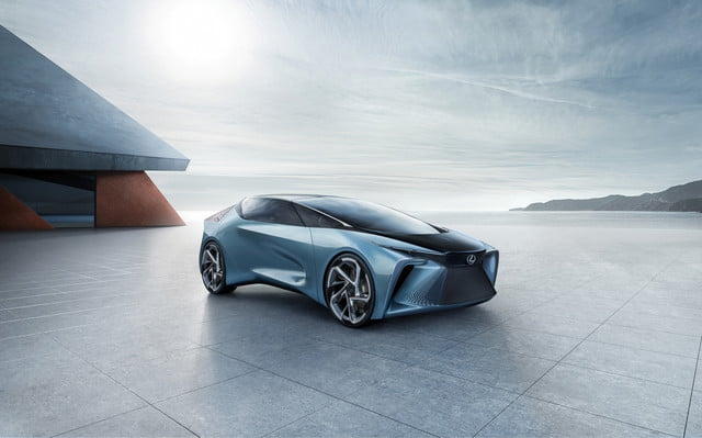 lexus electric city car concept unveiled at 2019 tokyo auto show lf 30 electrified 1