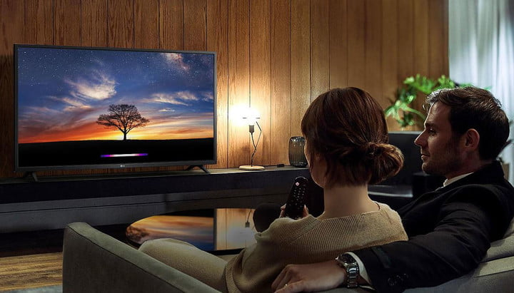 Want a 4K TV below $500? The LG 55-inch UM7300 series is only $467 at Walmart