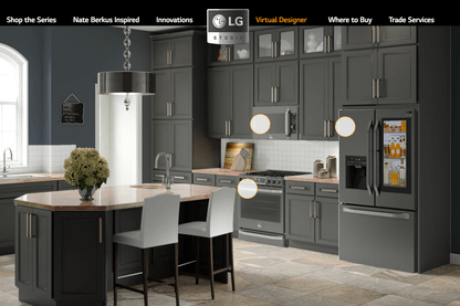 Lg S Studio Virtual Designer Tool Puts Appliances At The