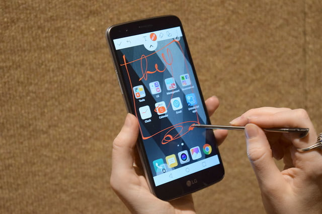 Don't be boring: LG's Stylo 3's Pop Out Pen Ups The Fun