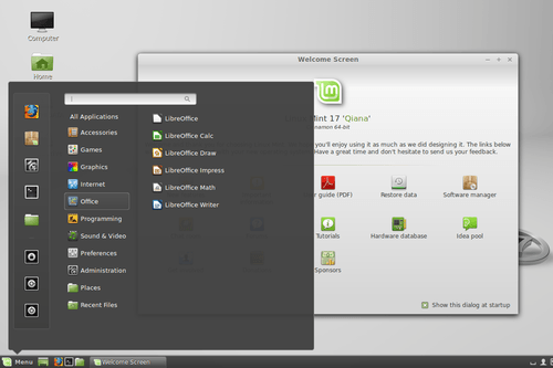 Feb 20 Linux Mint Downloads Came With a Malware Backdown