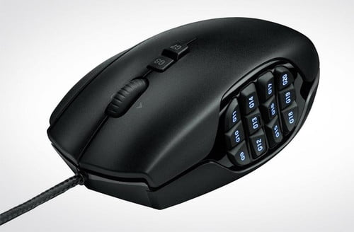 Logitech G600 Mmo Review Gaming Mouse Digital Trends