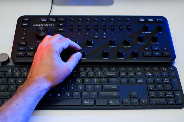 loupedeck plus final cut pro x hands on impressions 12