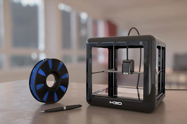 awesome tech you cant buy yet crowdfunding projects 8 21 16 m3d pro  compact affordable 3d printer