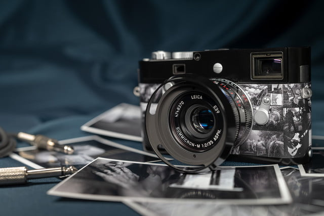leica m monochrom signature special edition mono a summers blue ambient