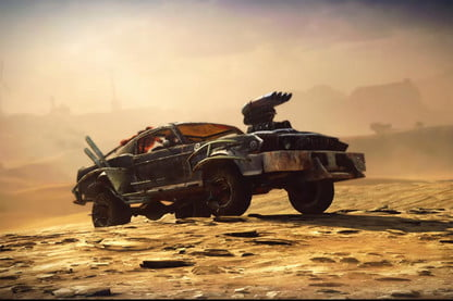No 'Finite Limits' To Mad Max Map Size | Digital Trends on battlefield 4 game map, the hunger games game map, grand theft auto game map, wasteland 2 game map, forza horizon 2 game map, far cry 4 game map, thief game map, dead island game map, assassin's creed unity game map, the dark knight rises game map,