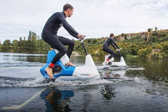 manta5 hydrofoiler water bike 1