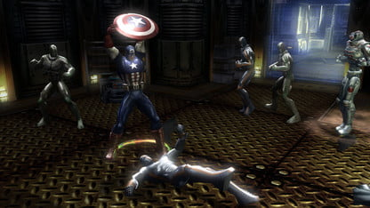 Marvel Ultimate Alliance' Series Reissued for Xbox One, PS4