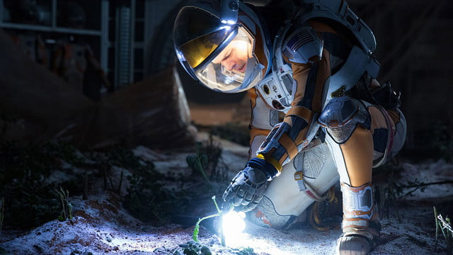 2016 oscar nominees movies past performances streaming matt damon for the martian
