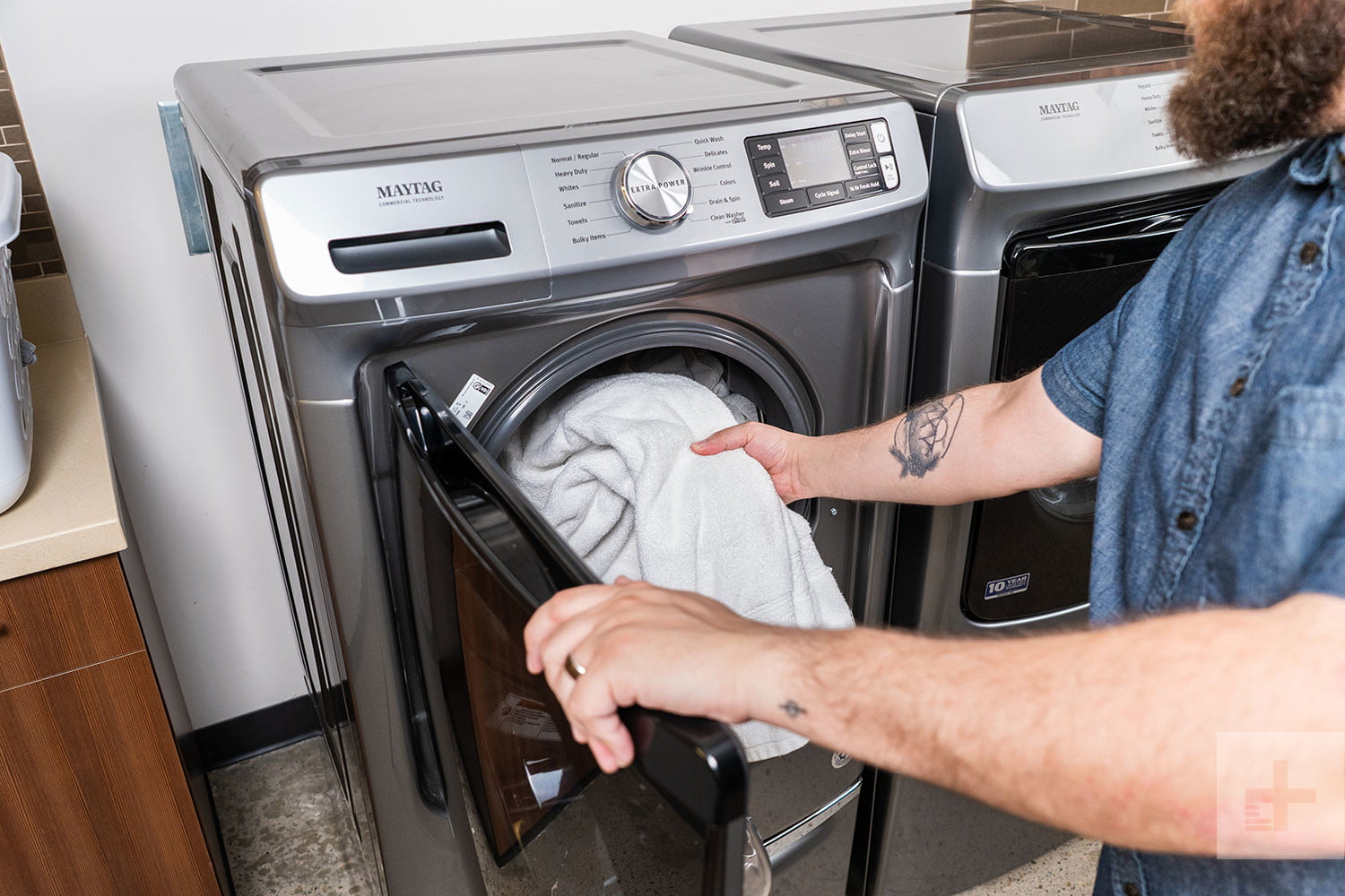 Maytag Mhw6630hc0 Front Load Washer Review Digital Trends