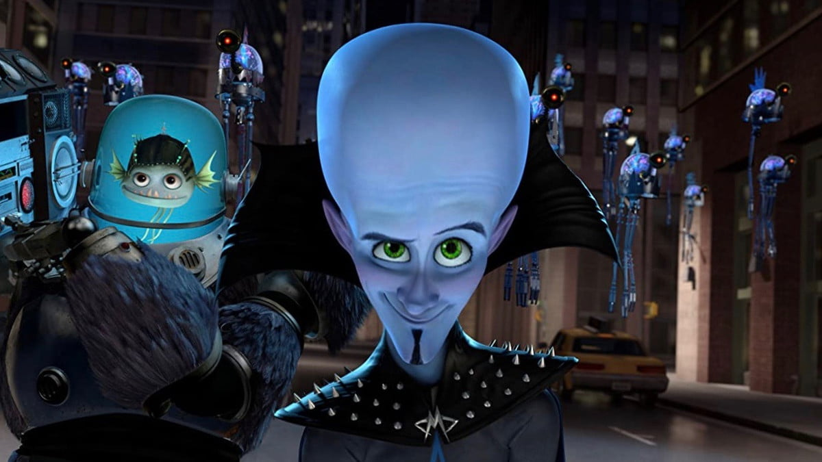 Megamind on Amazon Prime